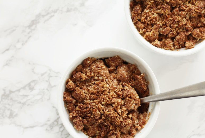 Apple crumble (2)